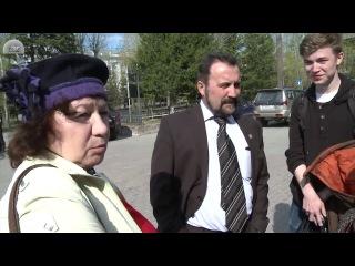 Реакция томичей на отмену слушаний по строительству часовни