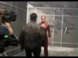 Terminator dancing