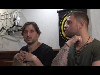 Интервью Роман Пашков и Руслан Тагиев (Градусы)