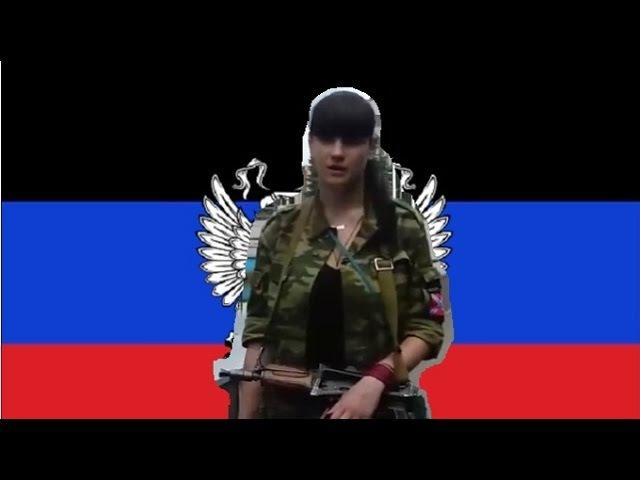 UCRÂNIA - Depoimento da miliciana do povo Yelena Kolenkin