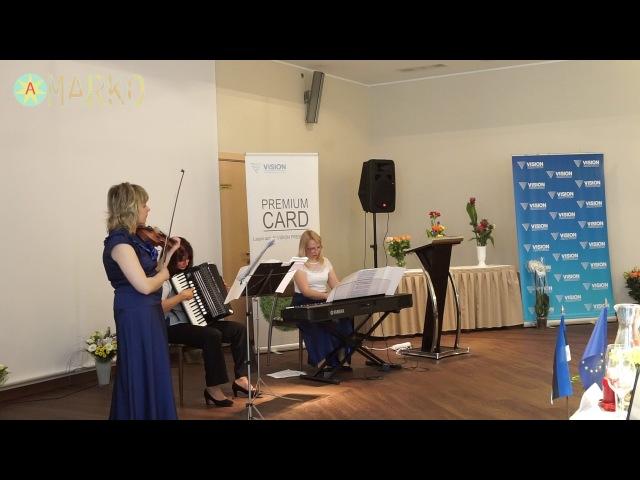 Балтийский семинар 2017, Раймонд Паулс мелодия из к/ф Долгая дорога в дюнах