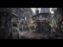 Environment Painting - The Bazaar