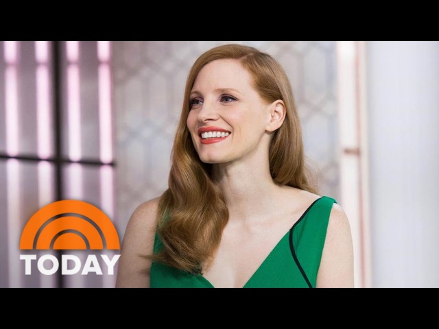 Jessica Chastain: 'The Zookeeper's Wife' Was A 'Labor Of Love' | TODAY