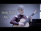 Bagatelle No. 1 by William Walton, performed by Stephanie Jones
