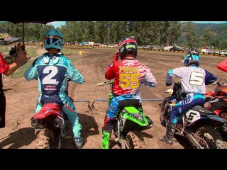 2016 Rockstar Energy Drink Motocross Nationals - R1 - Kamloops, BC