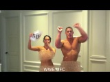 WWE Nude Brie Bella and John Cena Highlight