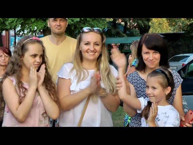 Караоке на фонтані Випуск №7 м Кам'янець-Подільський