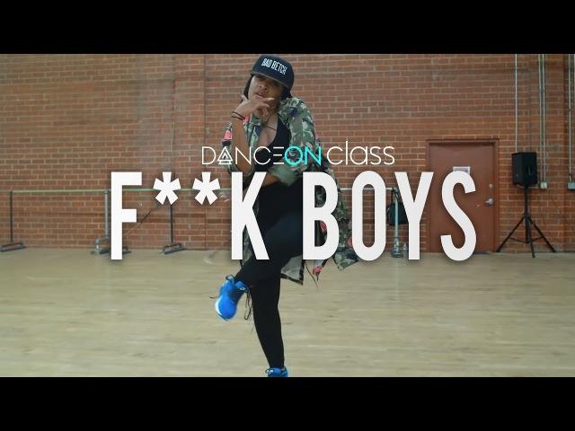Keaira LaShae - F**k Boys   Keaira LaShae Choreography   DanceOn Class