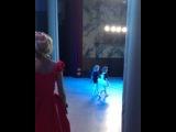 20 октября выступили в Культурном Центре ФСБ РФ в Москве с Еленой Максимовой .Песня Крылья Ангела стала очень популярной .Наши малышки Женя и Диана , как обычно вышли первыми и мило смотрелись на сцене