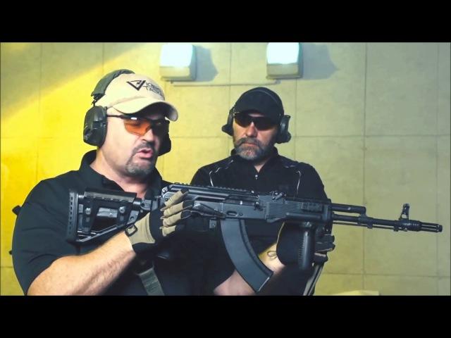 АК-107 Vickers Tactical на русском
