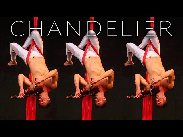 CHANDELIER - SIA - Violin Cover - Shirtless Violinist - Acoustic Instrumental