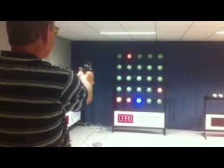 Airsoft 25 targets G&G 5x5 grid