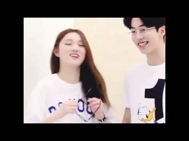 Ли Сон Гён и Нам Чжу Хёк (♡)