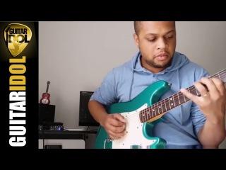 Guitar Idol 2016 | Relax - Marcelinho Martins