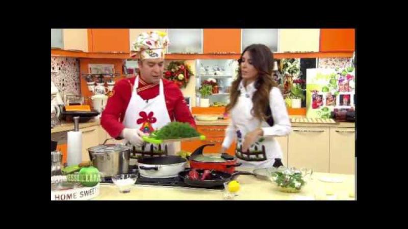 Oktay Usta - Yeşil Elma | Kuzu Etli Arapsaçı Yemeği Tarifi