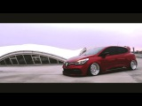 STANCE CLIO IV AIR -GOKHAN AKADAL