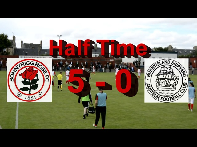 Bonnyrigg Rose v Burntisland Shipyard Scottish Cup 03 09 2016 raport 1080p