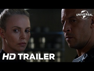 Fast Furious 8 - Official Trailer 1 (Universal Pictures) HD