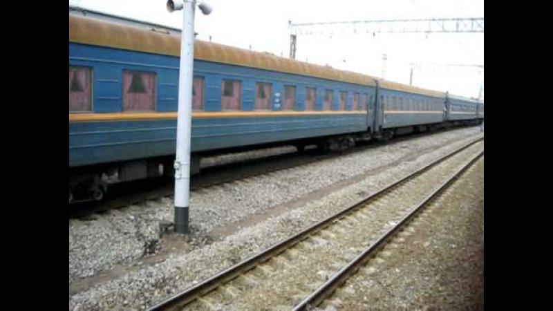 На электричке из Харькова в Дергачи. Часть 2 из 6