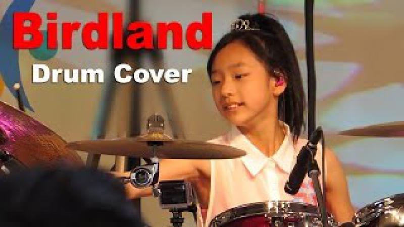 バードランド ドラムカバー by 13歳 中学生ドラマー 佐藤奏