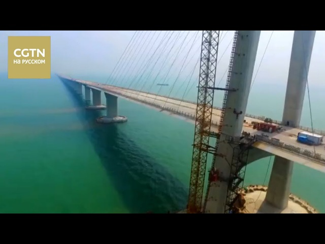 Скоростная железная дорога соединит Пекин - Сянган в 2018 году
