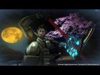 Metal Gear Rising: Sam Fight S rank no damage 720 p @ 60 fps [PC].
