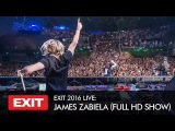 EXIT 2016 James Zabiela Live @ mts Dance Arena
