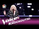 The Voice 2017 Knockout - Chloe Kohanski: Landslide