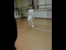 Юля Открытый урок Танцы