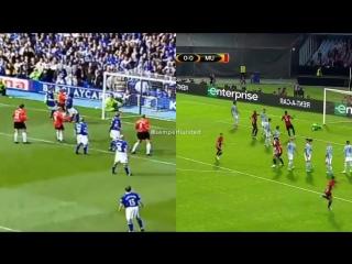 Последний гол Бекхэма за «МЮ» vs. гол Рэшфорда в ворота «Сельты» - Телевизор 3.0 - Блоги - Sports.ru