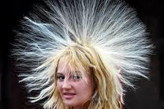 чтобы волосы не электризовались, волосы электризуются, что делать в домашних,