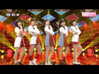 170207 The Show| Red Velvet - Rookie