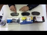 Что убивает тормозные диски Выбираем колодки