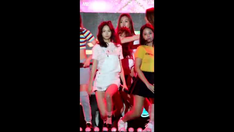 [직캠] 161001 점프구로 아시아 청소년 음악제 - CLC 장예은 ( 하나,둘,셋 )