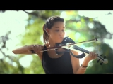 Shape of You (Ed Sheeran) - Electric Violin Cover - Caitlin De Ville