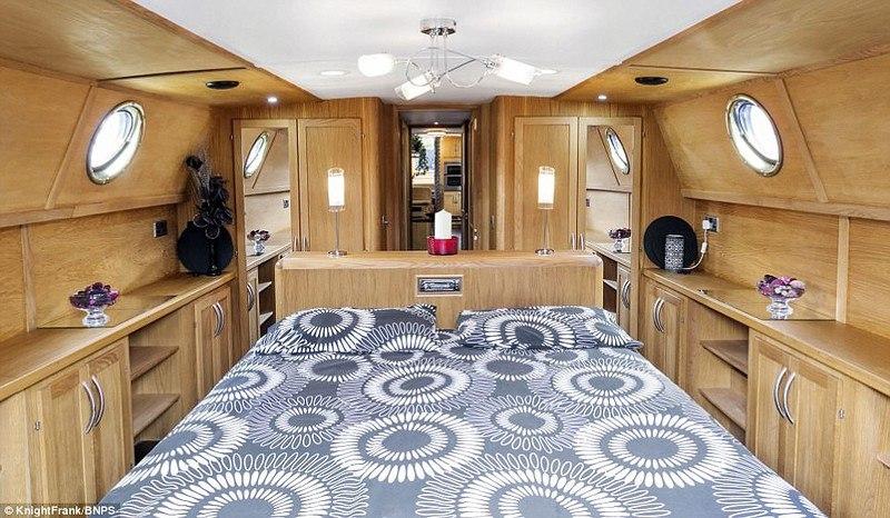 Вальгалла – идеальная лодка для кругосветного путешествия.