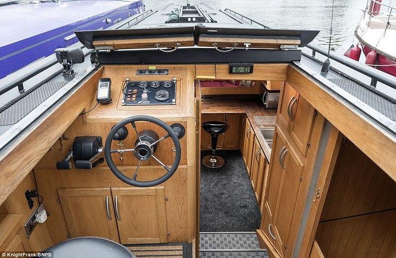 18hb08URQNI - Вальгалла – идеальная лодка для кругосветного путешествия