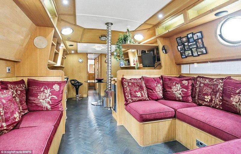iD1x0W17nvU - Вальгалла – идеальная лодка для кругосветного путешествия