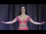 AMAZING DANCE PERFORMANCE BY BEAUTIFUL BELLY DANCER ANNA LONKINA. Belly Dance Fe 6416