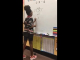 Kids using hip-hop to learn long division in this lit classroom is peak black excellence