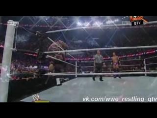 [WWE QTV]Smackdown]Зак Райдер против Марка Генри]Зиглер Свагер и Викки Герреро]Сантино против Нэша]Эван Борн и См Панк]
