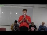 170603 Hyun @ Fanmeeting Fancam