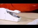 Обзор портативной ручной швейной машинки