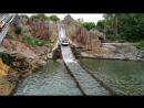 Аттракцион Tutuki Splash PortAventura Салоу Испания