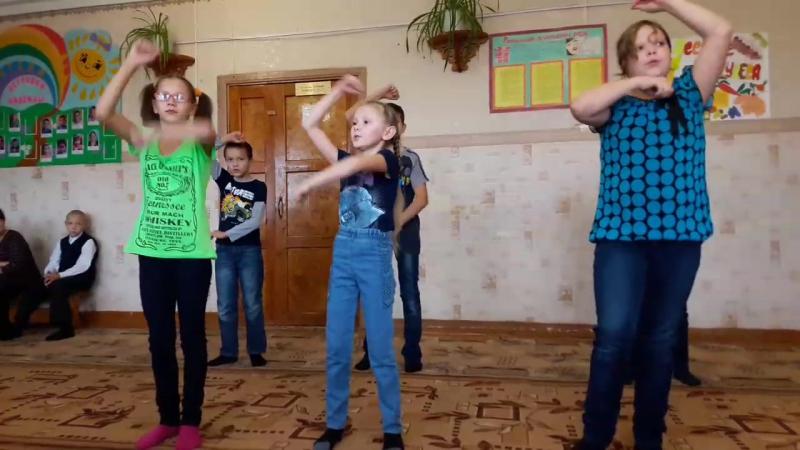 Веселый танец-Детский приют - Село Шулганово