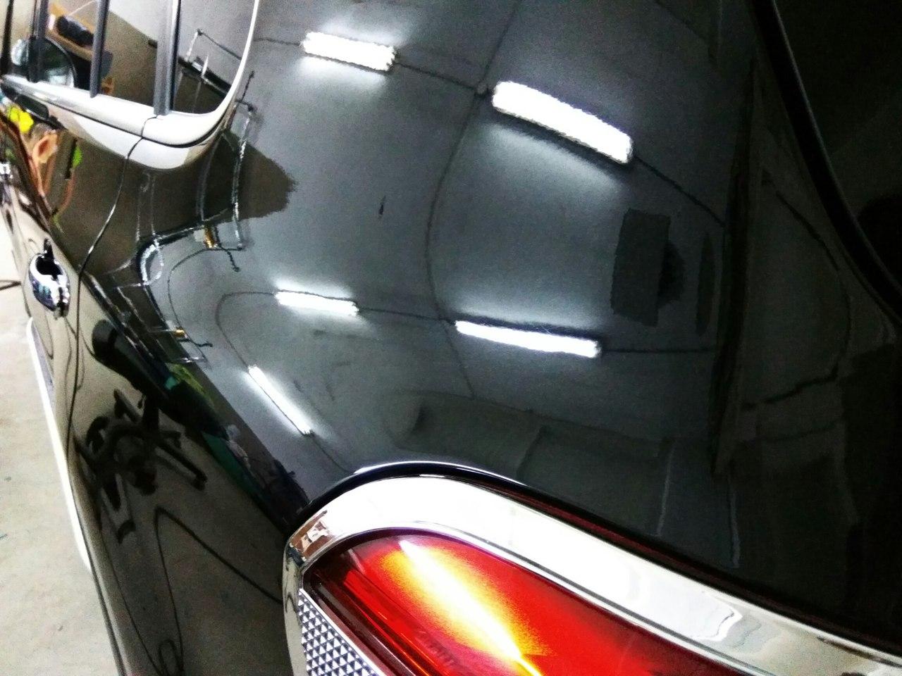 полировка автомобиля в Гродно