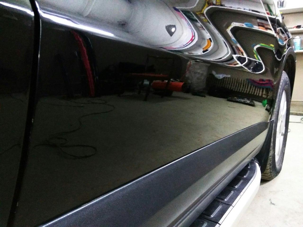 полировка авто в Гродно