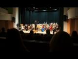 Духовой оркестр КГИИ «Палисандр»
