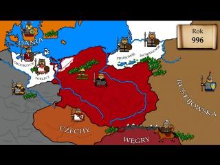 Historia Na Szybko - Bolesław I Chrobry cz.1 (Historia Polski #4) (992-1002)