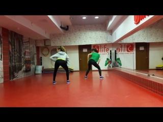 Dancehall / 5Life / Lena Svoboda choreo